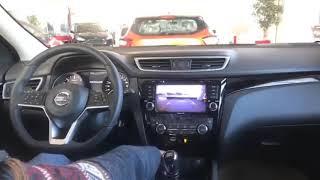 Nissan qashqai 2018 Maroc نيسان كاشكاي