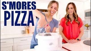 AMAZING S'mores Pizza Recipe