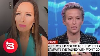 Megan Rapinoe Trashes Trump to Score Woke Points I Sara Gonzales Unfiltered