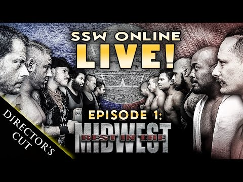 SSW Online LIVE! - Episode 1: Best in the Midwest - Director's Cut - Pro Wrestling
