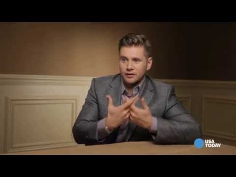 Downton's Allen Leech explains his definition of crack