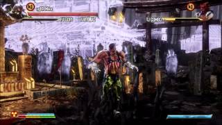 Killer Instinct Season 2 Hisako Stage Fatality All Characters Full HD 1080p