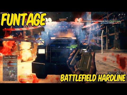 Battlefield Hardline Funtage