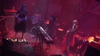 """Houndstooth"" by GRYGRDNS band at Meow Wolf Santa Fe"