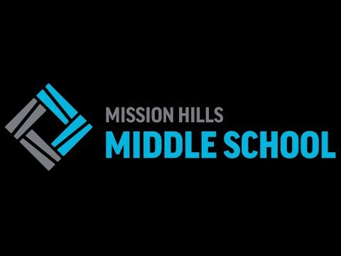 Hello My Name Is... Week 3 | Mission Hills Middle School | January 24th, 2018