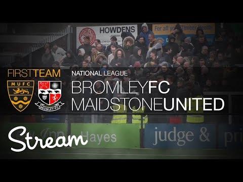 Bromley FC VS Maidstone United (10/02/18)