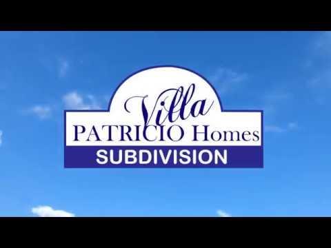 Villa Patricio Homes Subdivision