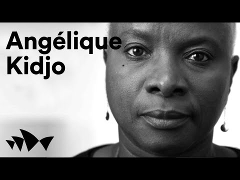 Angélique Kidjo at the Sydney Opera House - Interview