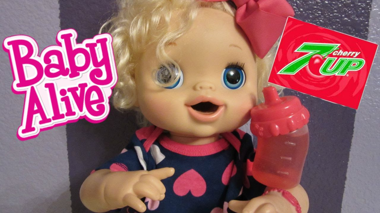 Baby Alive Doll How To Make Your Own Baby Alive Soda