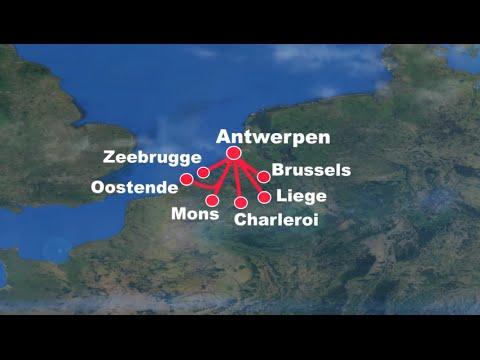 Auto Transport to Belgium | Schumacher Cargo