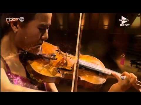 Ji Young Lim | Ysaye | Sonata No. 4 | 2015 Queen Elisabeth International Violin Competition