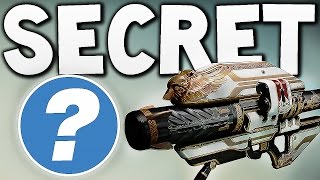 Destiny - SECRET PERK !! (Gjallarhorn)