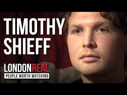 Timothy Shieff - The Vegan Prince - PART 1/2 | London Real