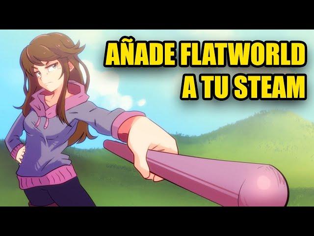 Nuevo trailer + cinemáticas Anime para Flatworld + Novedades canal 2021