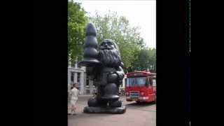 видео город Роттердам достопримечательности