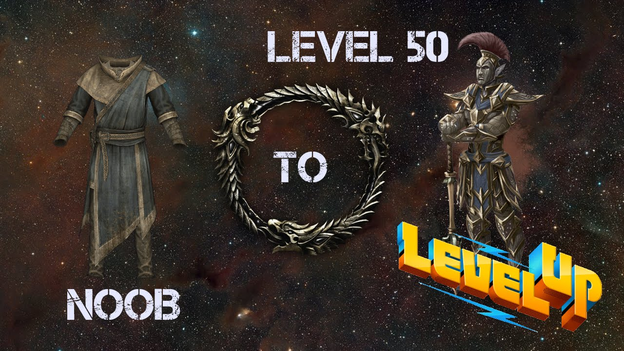 FASTEST way to LEVEL UP in ESO! (Tips and Guide Updated)