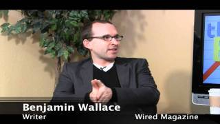 The Bitcoin Show - Episode 051 - Benjamin Wallace, writer  Wired Magazine