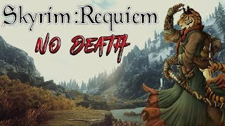 Skyrim - Requiem (без смертей, макс сложность) Каджит-убийца #8 Темное Братство