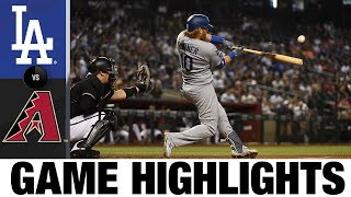 Dodgers vs. D-backs Game Highlights (7/31/21) | MLB Highlights