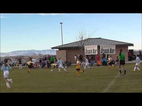 01-25-2015 Legends FC Riverside Black vs Westside Breakers Blue