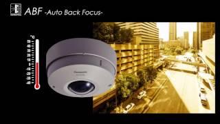 8. 9 Megapixel 360 degree Network Camera