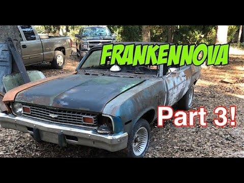 Chevy Nova Dash Repair