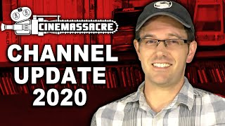 Cinemassacre Channel Update 2020