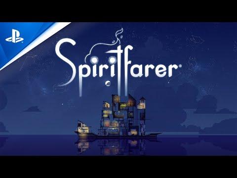 Spiritfarer - Launch Trailer | PS4