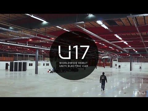Teaser Video - U17 - Worldwide Debut Uniti Electric Car