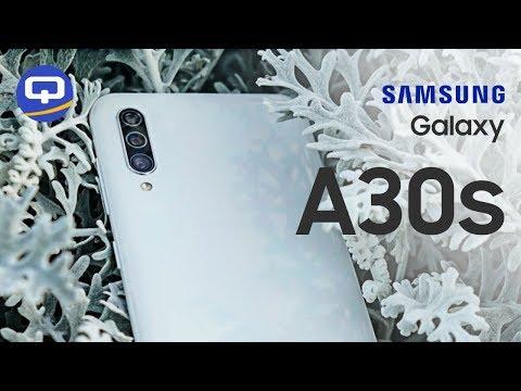 Samsung Galaxy A30s - быстрый обзор. Второе пришествие/ QUKE.RU /