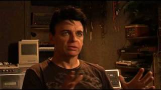 Gary Numan discusses John Foxx at The Maths