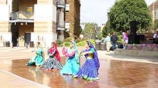 Abhinaya (Expression) @ World Music & Movement Festival (Fall 2013 at UCLA)