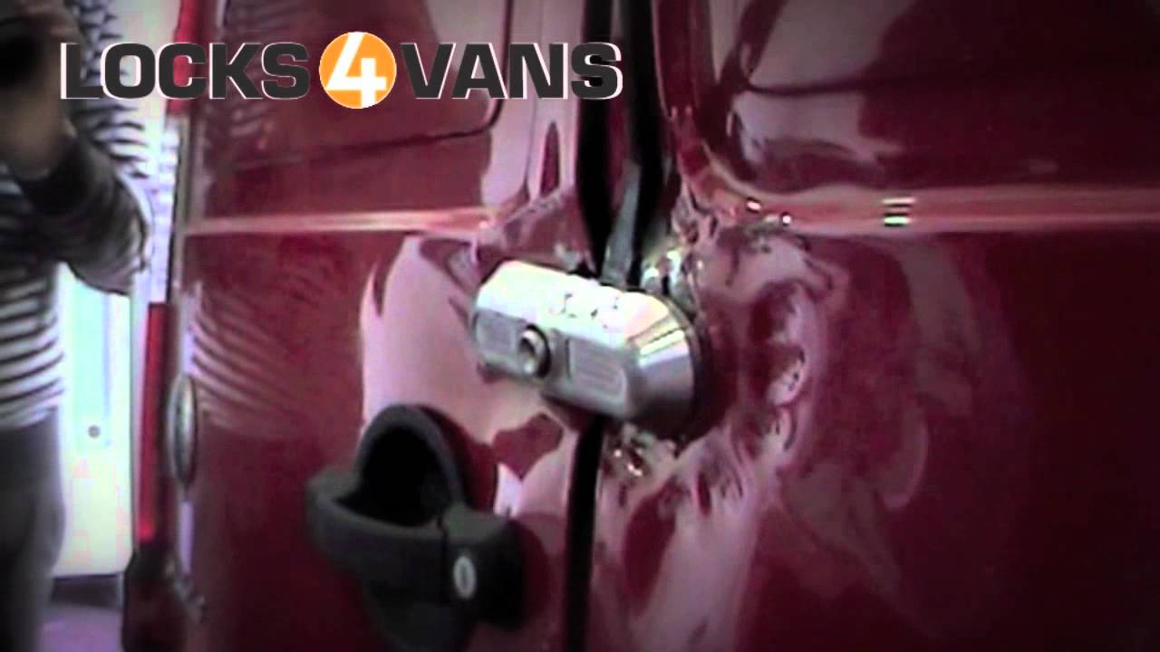 Locks 4 Vans Ultimate Van Lock Youtube