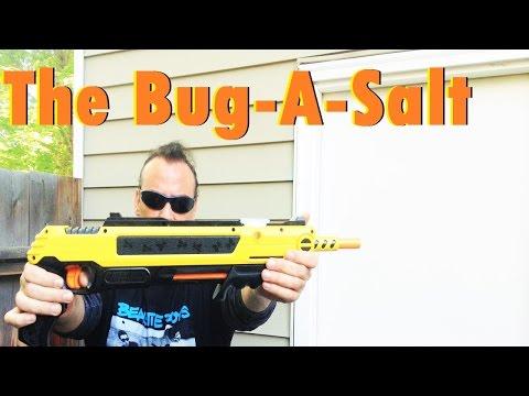 The Bug-A-Salt Review! I The Original Salt Gun! | A Closer Look