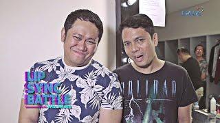 Betong and John Feir, ready na sumabak sa 'Lip Sync Battle Philippines'