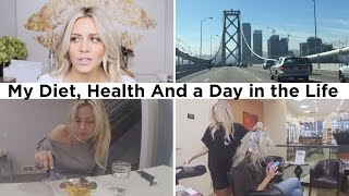 My Diet, Health and a Day in the Life