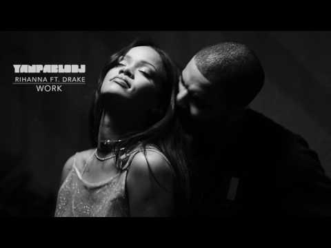 Yan Pablo DJ feat Rihanna  Work  Funk Remix