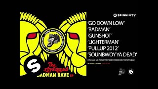The Partysquad - Badman Rave EP Minimix
