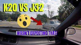 J32 V6 VS K20Z1 !  UNEXPECTED !!!   HSG EP. 6-40