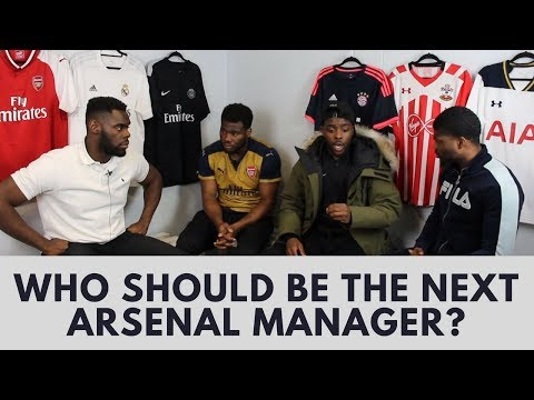 Who Should Be The Next Arsenal Manager? | The 5th Official Show