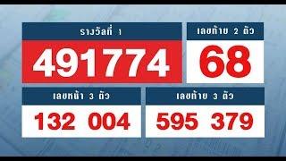 ตรวจหวย ตรวจผลสลากกินแบ่งรัฐบาล งวดวันที่ 17 มกราคม 2563