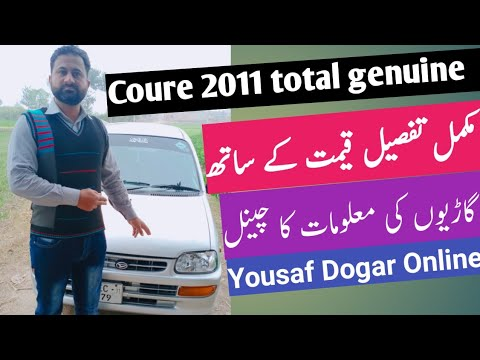 Coure 2011 modal review | Coure 2011 for sale | Daihatsu coure review