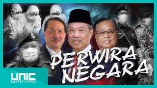 Download lagu UNIC - Perwira Negara - Ainul Mardhiah Cover (Official Lyric Video) | Tribute To COVID-19 Warriors