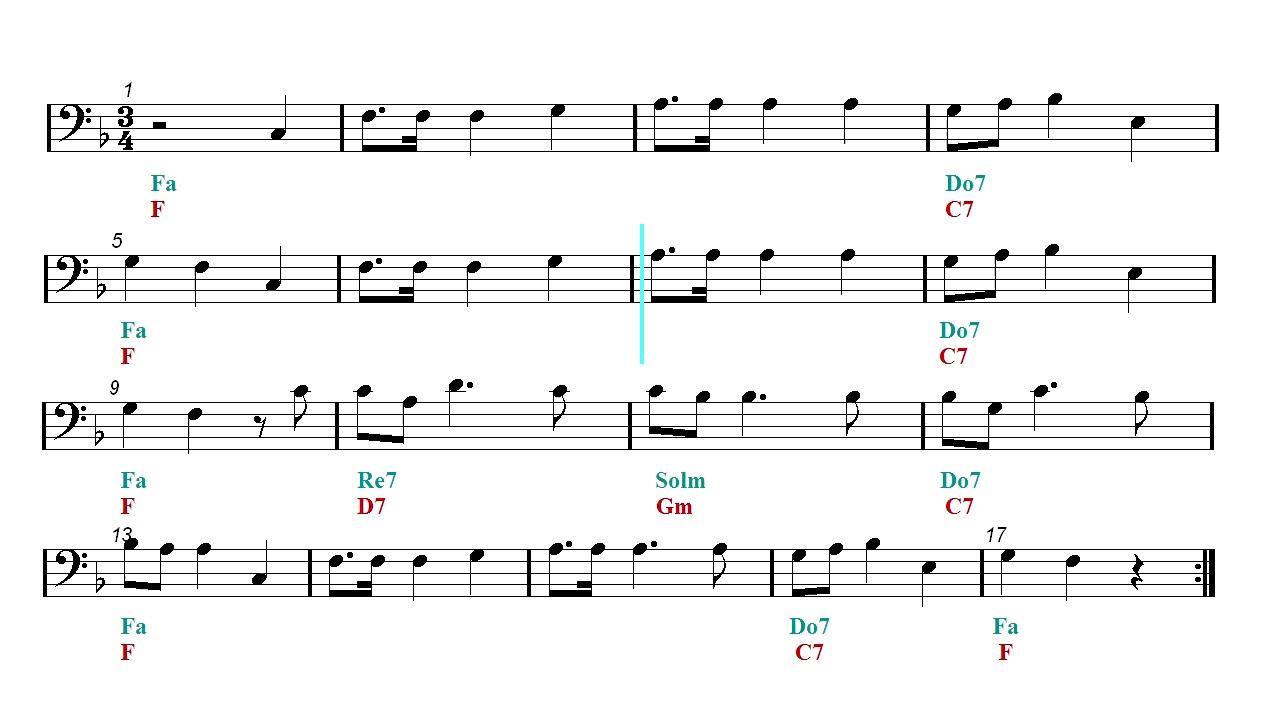 Cello Play Along - A Christmas Tree - O Tannenbaum - Christmas Song ...