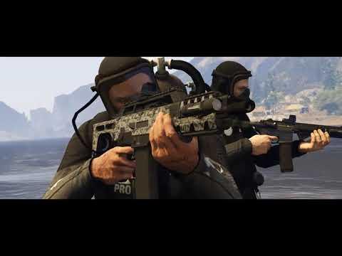 GTA5 Military Crew Recruitment (CRISIS UNIT PMC-PS4)
