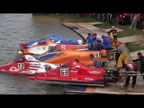World Championship Powerboat Racing -Jedovnice 2015