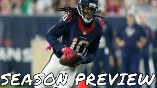 Houston Texans 2016-17 NFL Season Preview - Win-Loss Predictions and More!