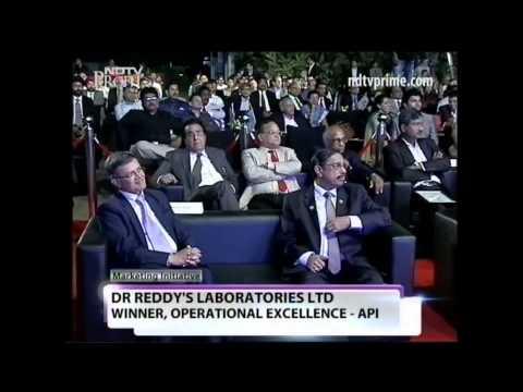 India Pharma Awards 2014 - NDTV Episode