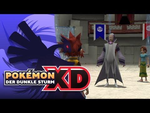 Kampf gegen Crypto Vorstand Sif! - Pokémon XD #24 [Blind!]