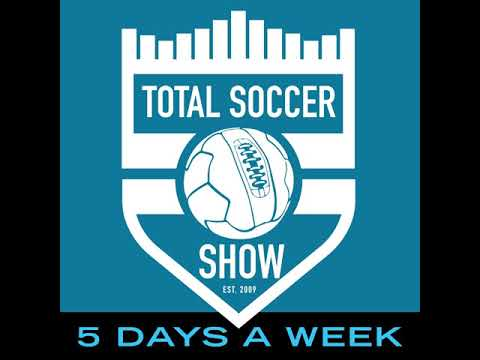Live show with Alexi Lalas and Tab Ramos